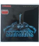 Scorpions - Lovedrive LP Vinyl Record Album, Mercury - SRM 1-33795, 1979 - £13.11 GBP