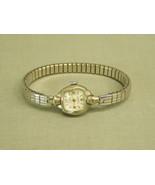 Vintage Ceres Ladies Wrist Watch 17 Jewel Swiss 10K RPG 1950's silver fi... - $11.40