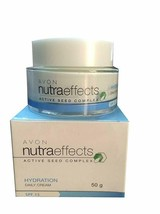 Avon Nutra Effects Hydration Daily Cream SPF15 50 gm Free Ship - $22.76