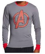 Marvel Avengers Cool Johns Long Underwear S 28 30 Small NEW Lounge Sleep... - $18.00