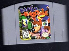 Banjo Kazooie Nintendo 64 - $19.95