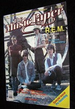 The Music Paper February 1989 REM - $16.99