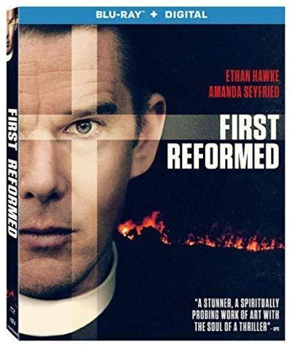First Reformed [Blu-ray+Digital, 2018]