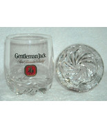 2 Gentleman Jack Daniels Rocks Glasses 10 oz Rare Tennessee Whiskey - $27.67