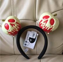 Disney Resort character Snow White princess poison apple headband hair band - $55.44