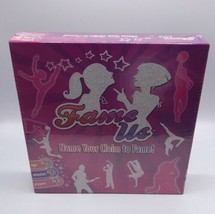 Fame Us Board Game 2012 Name Your Claim To Fame New Sealed Game (Fast Shipping) - $23.72