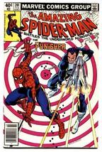 Amazing SPIDER-MAN #201 Punisher Issue - Comic Book 1980 Marvel - $45.40