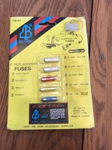 BELMOOR FB-32 5 Replacement Fuses Ships N 24h - $27.14