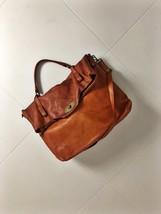 MAIL BAG handmade leather bag image 7