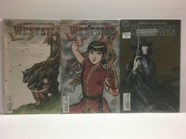 Westside #1-3 (VF/NM) complete mini series - 2000 Antarctic Press Comics 1,2,3 - $7.36