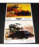2 1977 Ron Howard Movie GRAND THEFT AUTO Lobby Cards Bentley Jump NSS 77... - $25.95