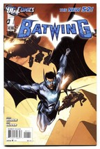 Batwing #1 2011 New 52 DC comic book NM- - $24.83