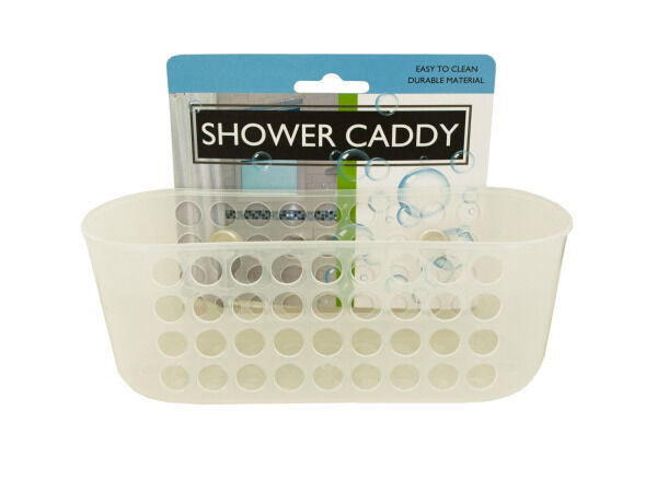 Shower Caddy with Suction Cups