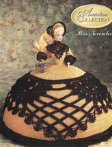 Annie's Antebellum Collection Miss November Fashion Bed Doll in Cotton T... - $3.46
