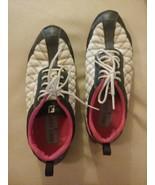 FootJoy Ladies Summer Series Golf Shoes White/Black/Pink Womens 7M - $29.65