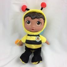 """DISNEY JUNIOR DOC MCSTUFFINS 11"""" BABY LIL' BUMBLE BEE PLUSH #T2 - $9.89"""