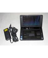 TOSHIBA LIBRETTO W100 DUAL TOUCH SCREEN INTEL U5400 1.2GHz 2GB 62GB SSD ... - $549.45