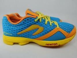 Newton Distance Size US 9 M (B) EU 40 Women's Running Shoes Blue Yellow W000612