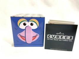 NEW Hallmark Cubeez Disney Muppets Gonzo Blue Storage Tin Sept. 2014 - $7.91