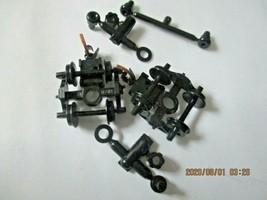 Micro-Trains Stock # 00302071 (1137) Coil Elliptic Trucks Short Extension (N) image 1