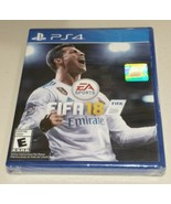 PS4 - Official Licensed FIFA 18 World Cup Soccer Sport Game B01 Factory Sealed - $19.59
