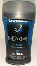 2 Pack of Axe Phoenix Fresh 48H Deodorant Stick for Men Twin Pack 3oz Each - $13.81