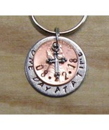 Sobriety gift, alcohol addiction, recovery key chain, sobriety date, AA NA gift - $19.00