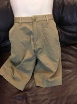New Billabong Mens Walkshort 32 Dark Khaki Cotton Clothes Pockets Shorts - $43.45