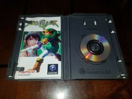 Soul Calibur II Nintendo GameCube EX **Inv02858** image 4
