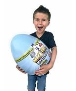 "Mega-Egga Toys Ultimate Surprise Giant Mystery Egg - Blue Color 15"" Jumb... - $58.05"