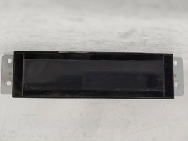 2010-2010 Ford Fusion Information Display Screen 115228 - $51.29