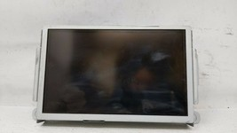 2013-2014 Ford Escape Information Display Screen 107789 - $169.29