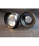 YASHICA YASHIKOR Wide & Telephoto CAMERA LENSES 1:4 S911 S912 Tele-Wide ... - $18.80