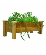 Gronomics RPB 18 - 48 18-Inch by 48-Inch by 19-Inch Rustic Planter Box, ... - $188.25