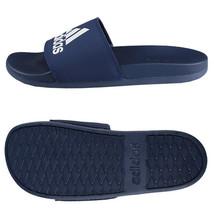 Adidas Adilette Comfort Slides Sandals Slipper Navy B44870 - $40.99+