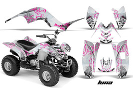 ATV Graphics Kit Quad Decal Sticker Wrap For Yamaha Raptor 80 02-08 LUNA PINK - $129.95