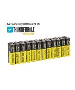 New Sealed 24 pack AAA / AA Heavy Duty Contractor Quality Magnum Thunder... - $4.95+