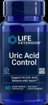 Uric Acid Control 60 Vegetarian Capsules - $18.00