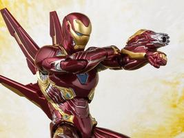 Avengers: Infinity War S.H.Figuarts Iron Man Mark L With Nano-Weapon Set - $94.99+