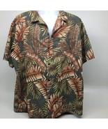 Hawaiian Island Reserve Collection Shirt 2XL Made In Hawaii- Missing Top... - $13.09