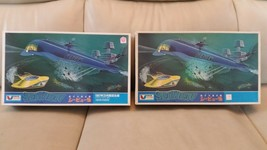 2 Rare Union brand SEAVIEW subs, flying sub, rubber band powered mini se... - $152.00