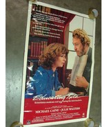 EDUCATING RITA movie poster JULIE WALTERS poster, MICHAEL CAINE poster 2... - $16.83