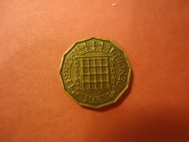 1963 English 3 Pence Combined Shipping !!! - $3.00
