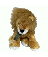"""Lion Mane Stuffed Animal Plushie 11"""" Ribbon Collar - $14.85"""