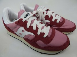 Saucony Original DXN Trainer Vintage SMU S60369-22 Women's Shoes Size 7 M EU 38