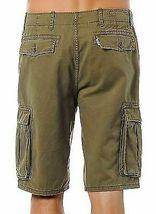 Levi's Men Premium Cotton Cargo Shorts Original Relaxed Fit Green 124630008 image 3