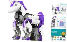 Mythical Series: Unicornbot Kit-App-Enabled Building & Coding Stem Learn... - $142.21