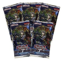 Yu Gi Oh Cards  Destiny Soldiers Booster Packs (5 Pack Lot) - $14.84