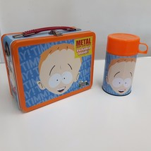 2001 South Park Timmy Metal Lunch Box And Thermos Set Collectible NECA Box - $18.43