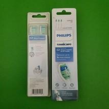 2-Philips Sonicare HX9023/65 C2 Optimal Plaque Control Toothbrush Heads ... - $18.69